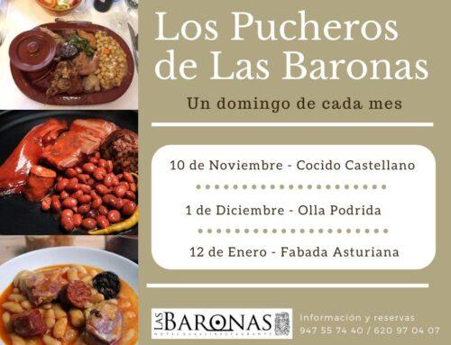 3 razones para venir a Las Baronas este invierno